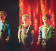 three boys by maria paterson