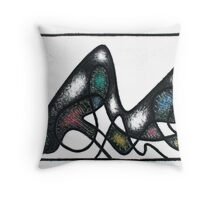 Sex & the City Series 3 Throw Pillow