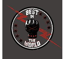 Best In The World Photographic Print
