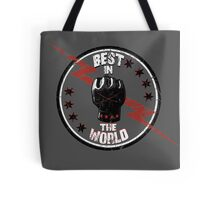 Best In The World Tote Bag