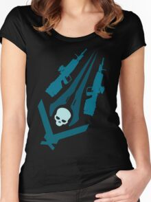 Halo Reach Women's Fitted Scoop T-Shirt
