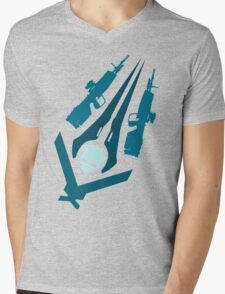 Halo Reach Mens V-Neck T-Shirt