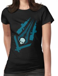 Halo Reach Womens Fitted T-Shirt