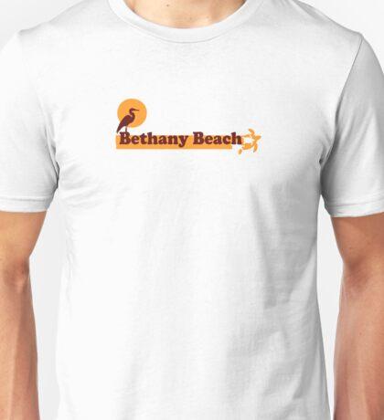 Bethany Beach - Delaware. Unisex T-Shirt