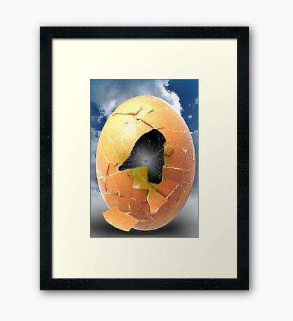 GOD PARTICLE(C2015) Framed Print