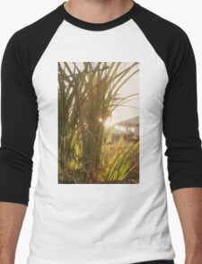 Rural Summer Men's Baseball ¾ T-Shirt