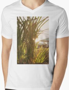 Rural Summer Mens V-Neck T-Shirt