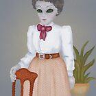 My Great-Great Grandmother Liliana by Kim  Harris