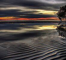 Grey Sunrise by Chris Lofqvist