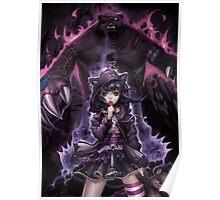 "Goth Annie ""Evil"" - League of Legends Poster"