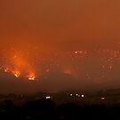 Mount Disappointment, Hume Range near Whittlesea, Kinglake West. by Ern Mainka