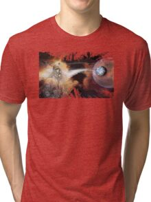I feel with vision Tri-blend T-Shirt