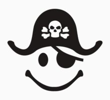 Smiley Pirate by Designzz