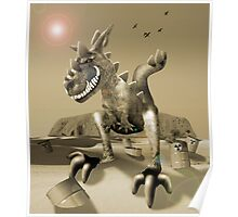K-Rex Poster