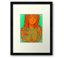 One Piece - Nami Framed Print