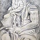 *Moses* of Michael Angelo by Eldon Doiron by Eldon Doiron
