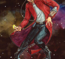 Star Lord of the Dance Sticker