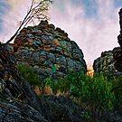 Rockscape V01 by Jennifer Craker