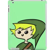 Chibi Link iPad Case/Skin