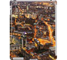 City Lights, London, United Kingdom iPad Case/Skin