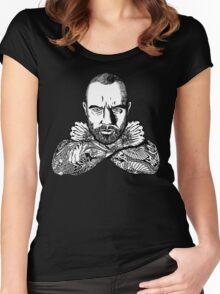Jolly Rogan Women's Fitted Scoop T-Shirt