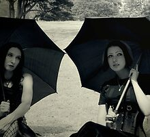 Under My Umbrella by gigglemonster