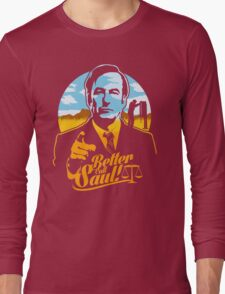 Better Call Saul Long Sleeve T-Shirt