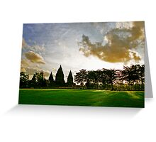 A walk to remember Greeting Card