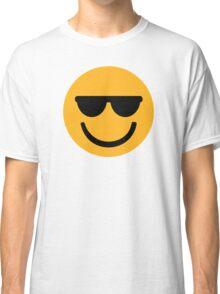 Smiley sunglasses Classic T-Shirt