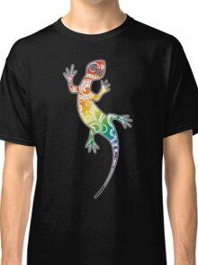 Paisley Lizard Classic T-Shirt