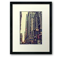Joffrey Ballet 5 Framed Print