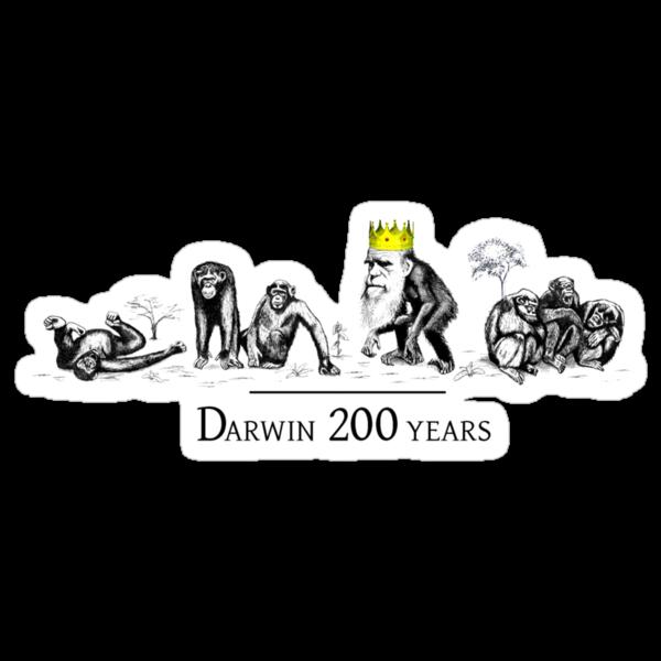 200 years of Darwin! by Dylan DeLosAngeles