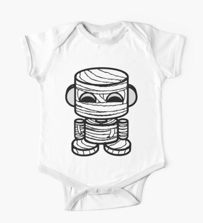 Mummy O'bot 1.0 One Piece - Short Sleeve