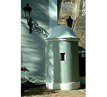 Guard House, Old San Juan, Puerto Rico Photographic Print