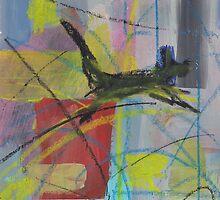 CAT WEB(C2009) by Paul Romanowski