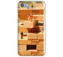 Mount Jenga iPhone Case/Skin