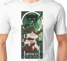 Nidalee, the Bestial Huntress Unisex T-Shirt