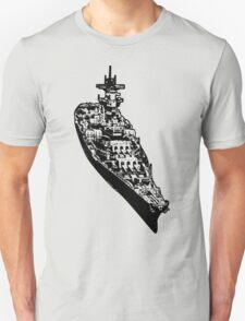 USS Iowa (BB-61) T-Shirt