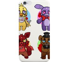 Five nights at Chibi iPhone Case/Skin