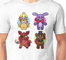 Five nights at Chibi Unisex T-Shirt