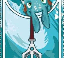 Fizz, the Tidal Trickster Sticker