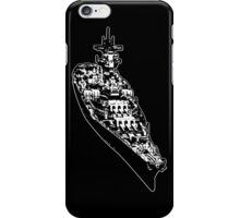 USS Iowa (BB-61) iPhone Case/Skin