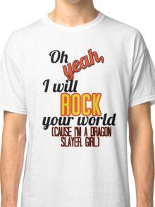 NSP: Dragon Slayer Classic T-Shirt