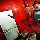 My Cigarette by Zoltan Madacsi