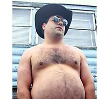Randy From Trailer Park Boys Photographic Print