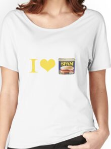 I Heart Spam Women's Relaxed Fit T-Shirt