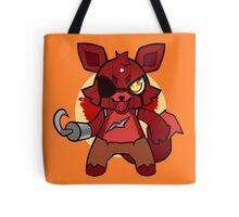 Chibi Foxy Tote Bag