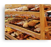 Mexican Pastries  Canvas Print
