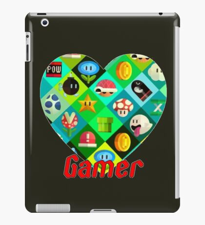 gamer world iPad Case/Skin