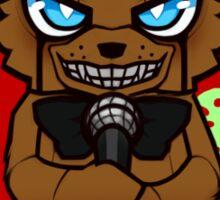 Chibi Freddy Sticker